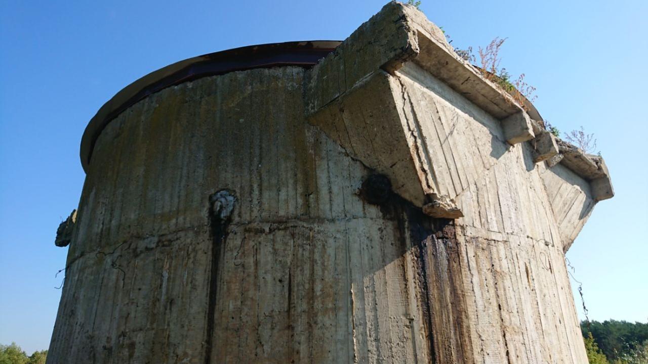 У Ковелі протікають резервуари ветсанзаводу
